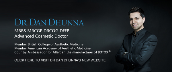 Dr Dan Dhunna Advanced Botox Doctor new website